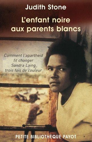 L'Enfant noire aux parents blancs