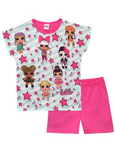 L.o.l. surprise! pigiama a maniche corte per ragazze dolls multicolor 7-8 anni