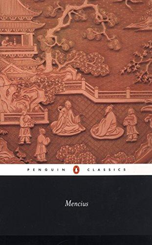 Mencius (Penguin Classics) por Mencius