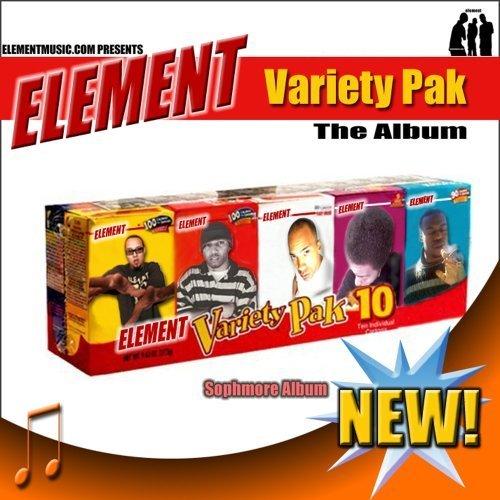 Variety Pak by Element -