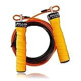 5BILLION Vitesse Corde à Sauter Jump Rope - Poignée Ergonomique avec...