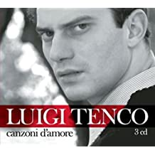 Luigi Tenco - Canzoni D'amore [Import allemand]