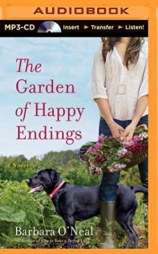 The Garden of Happy Endings: A Novel by Barbara O'Neal (2014-12-09)