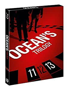 Ocean's Trilogy (3 Blu Ray)