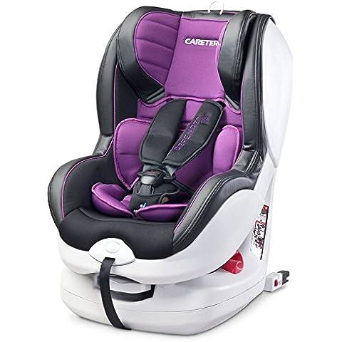 Caretero Defender Plus con Isofix asientos de coche, asientos, infantil, asientos del coche Grupo 0+/1(0–18kg)