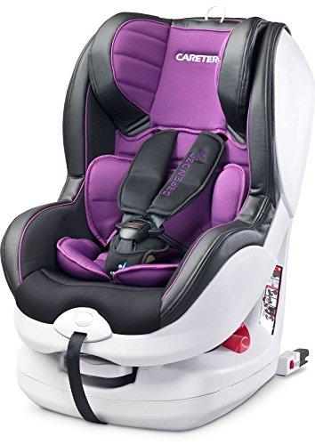 SilladecocheDefenderPlus ISOFIX, Grupo 0+/1, Farbe:Purple
