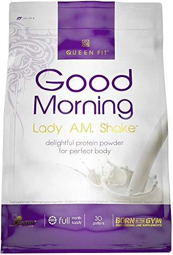 Good Morning AM Shake, Strawberry - 720 grams by Olimp Queen Fit M by Olimp Queen Fit