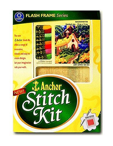 Anchor Stitch Kit Maisonette