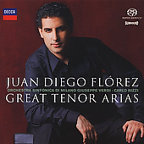 Great Tenor Arias-Rizzi