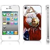 JAMES HUNT Formula 1 World Champion iPhone 4 4s Hard Case Cover