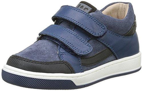 GarvalinRhyl - Sneaker Bambino , Blu (Bleu(A/Jeans Y Vaquero)), 24
