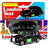 Detailed Diecast Metal London Taxi Cab With Moving Wheel Action!  Collectible UK Model Car Souvenir!  Souvenir / Speicher / Memoria!  Outstanding, Realistic British UK Collectible Model Car!   Popular, Memorable London Black Cab / Taxi / Taxi Cab Souvenir!  Modèle Voiture / Modellautos / Modello Auto / Modelo Coche!