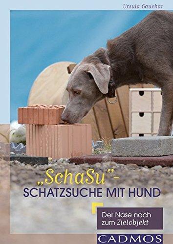 e mit Hund: Der Nase nach zum Zielobjekt (Hunde-nasenarbeit)