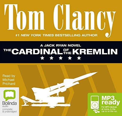 The Cardinal of the Kremlin (Jack Ryan (3)) par Tom Clancy