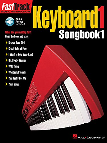 Fasttrack - keyboard 1 - songbook 1 clavier+CD (Fasttrack Series)