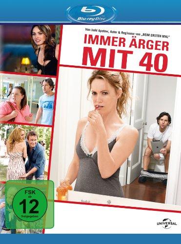 Bild von Immer Ärger mit 40 [Blu-ray]