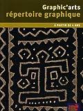 Graphic'arts répertoire graphique : A partir de 4 ans (1DVD)