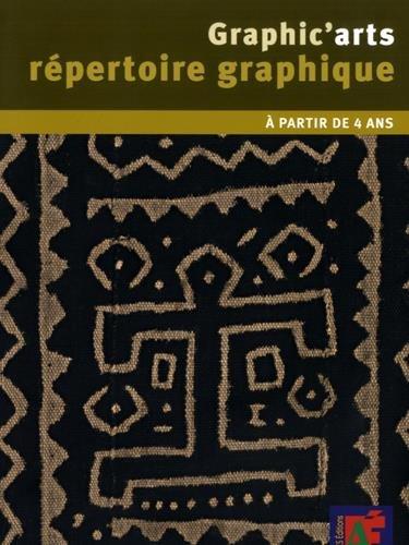 Graphic'arts Rpertoire graphique  partir de 4 ans