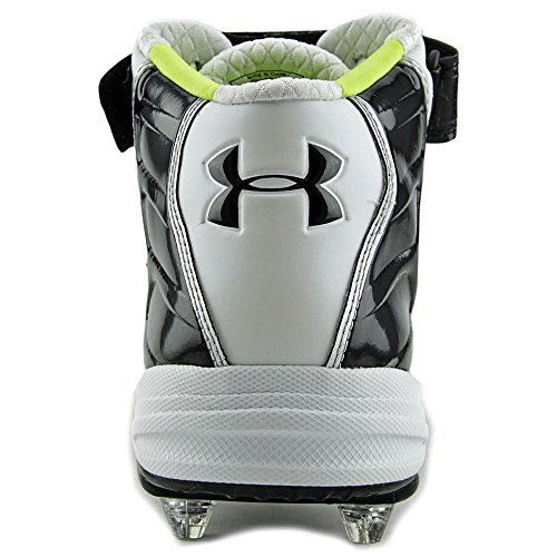 Under Armour Team Fierce Com D Synthétique Baskets Wht-Blk