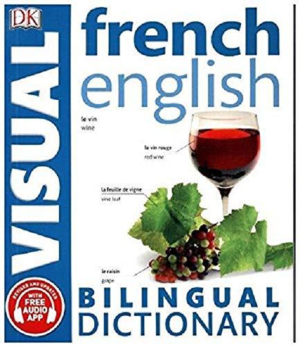 French-English Bilingual Visual Dictionary par DK