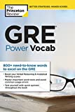 GRE Power Vocab (Graduate School Test Preparation)