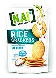 NA! RICE CRACKERS 70 GR SEL DE MER - Lot de 6