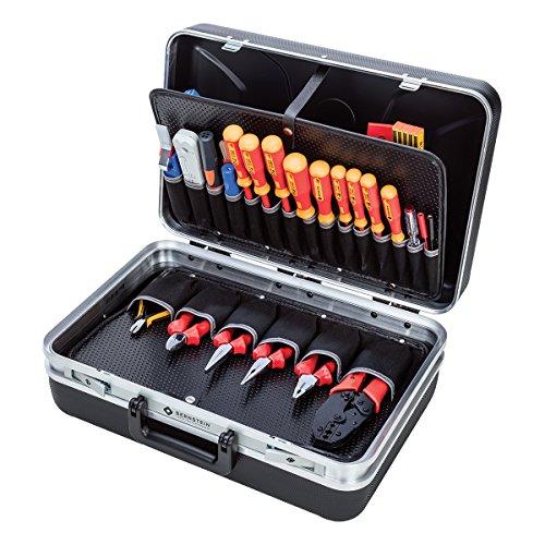 """Bernstein Service-Koffer Performance \""""Security\"""" mit 52 Werkzeugen 4750"""