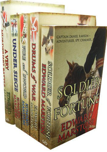 edward-marston-captain-daniel-rawson-5-books-collection-pack-set-rrp-5095-
