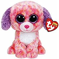 Claires Accessories Ty Beanie Boos Small London the Dog Plush Toy by Claires