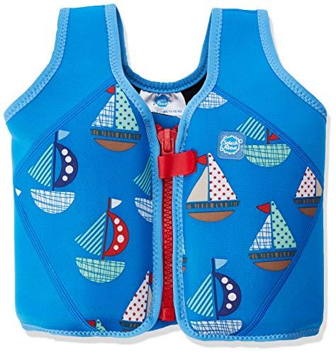 Splash About Kinder Float Weste Schwimmhilfe, Segel, 1-3 Jahre