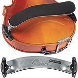 Everest Silver ES Series 3/4-1/2 Violin Adjustable Shoulder Rest
