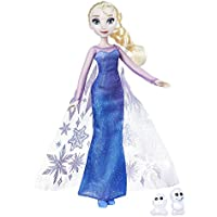 Disney Frozen - Bambola Northern Lights Elsa & Snowgie