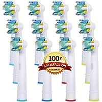 Têtes de brosse à dents électriques de rechange de haute qualité compatibles pour remplacer les têtes génériques...