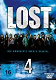 Lost - Die komplette vierte Staffel [Alemania] [DVD]