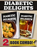 Sugar-Free Indian Recipes and Sugar-Free Italian Recipes: 2 Book Combo (Diabetic Delights)