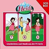 Heidi - 3-CD Hörspielbox Vol. 3