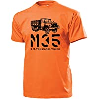 M35 CARGO airrace US Army camion 2 ½-ton M35A1 2,5 ton dall'america Military Oldtimer militare veicolo canionm - T-Shirt #15295