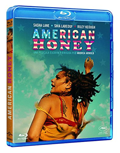 American Honey [Blu-ray] 51zf8CRWtRL