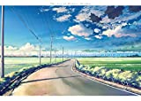 Sky Longing For Memories, A : The Art of Makoto Shinkai