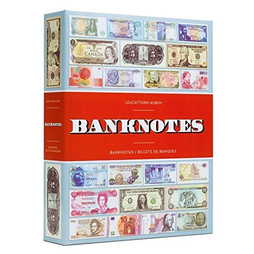 Album BANKNOTES for 300 banknotes