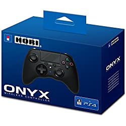 HORI ONYX Manette sans fil pour Playstation 4 Bluetooth [PS4 Officiel]