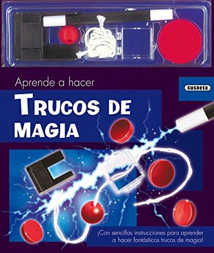 Trucos de magia,Aprende a hacer... (Libros creativos)