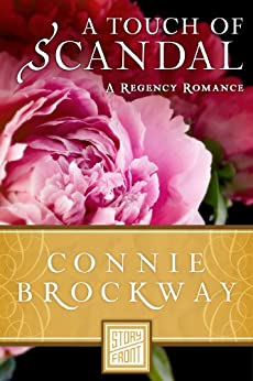 A Touch of Scandal (A Short Story) von [Brockway, Connie]