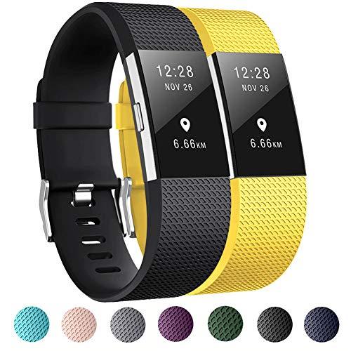 Zekapu para Fitbit Charge 2 Correa