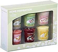 Yankee Candle - Home Inspiration sei fragranza floreale/Fruits set regalo