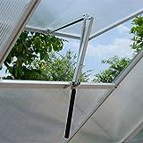 Automatischer Fensteröffner Fensterheber Vent Opener für Gewächshaus Frühbeet Treibhaus (4)