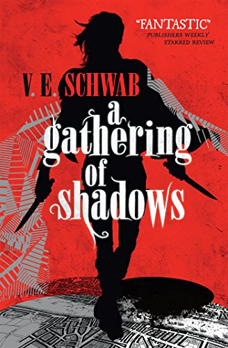 A Gathering of Shadows (A Darker Shade of Magic Book 2) (English Edition) A/v-anschluss