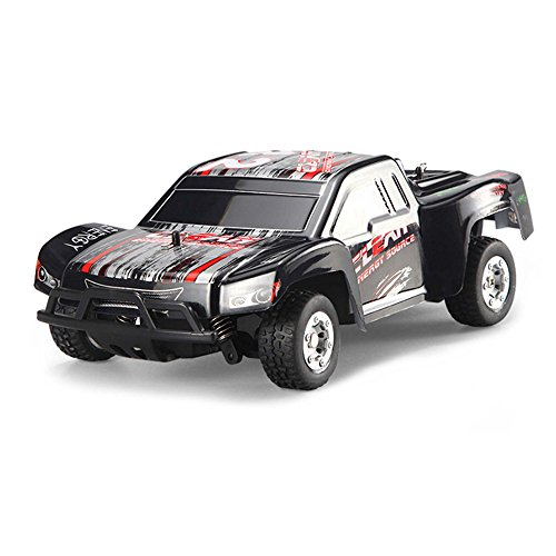 RC Auto kaufen Short Course Truck Bild 5: HSP Himoto 1 24 Off Road 2WD Mini RC ferngesteuertes High Speed Short Course Monstertruck Buggy, 2 4GHz Digital vollproportionale Steuerung Top Speed bis zu 25 km h, Komplett Set RTR*