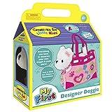 Creativity For Kids - Cagnolino di peluche con borsetta per trasportarlo