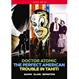 Les Opéras Contemporains Américains : Bernstein (Trouble in Tahiti), Adams (Doctor Atomic), Glass